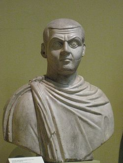 Maximin Daia - a powerful, rough, and doomed young emperor