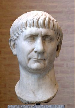 Emperor Trajan - author of famous Rescript (imperial rule of law) in the form of a letter back to a governor of a province (Pliny) - started the very lenient don't ask don't tell policy of prosecuting/punishing Christians (circa 100 CE)